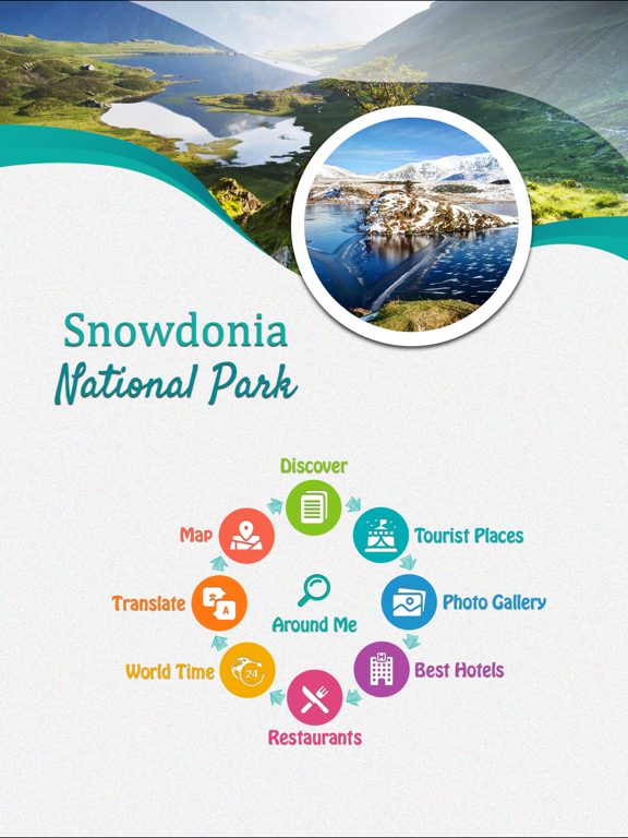Snowdonia National Park screenshot 7