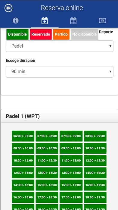 Panama Padel Academy screenshot 1