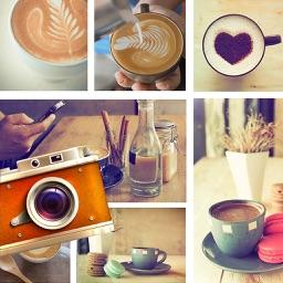 Retro Collage Photo Editor