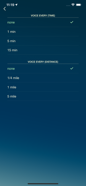 ‎GPS Bike Ride Tracker by Vima Screenshot