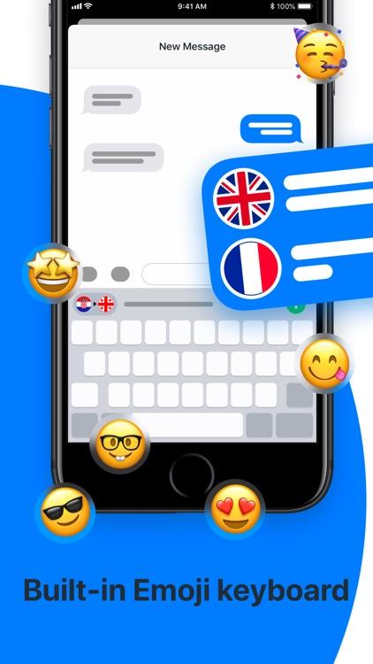 iTranslate Keyboard screenshot-3