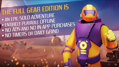 Space Pioneer: Full Gear screenshot 1