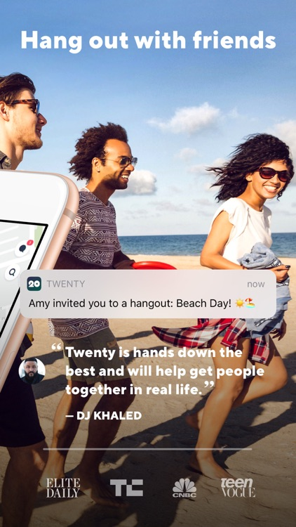 Twenty - Hang Out With Friends