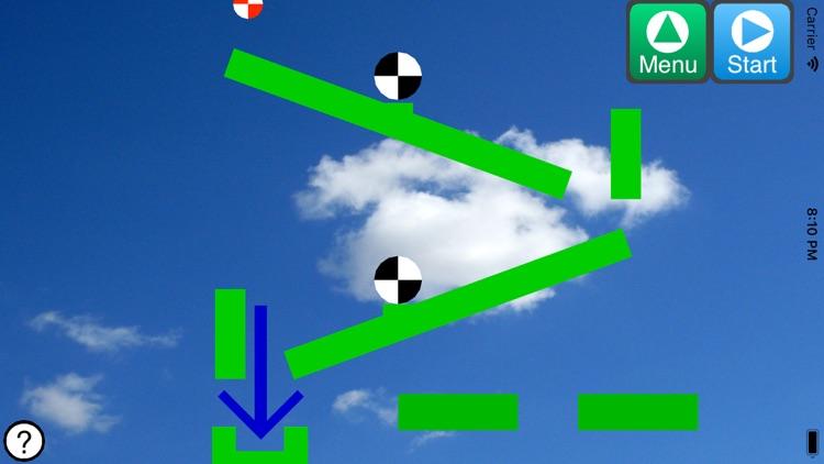 Physics Ball Simulator screenshot-4