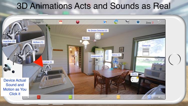 HOS Smart Home Operator Live screenshot-0