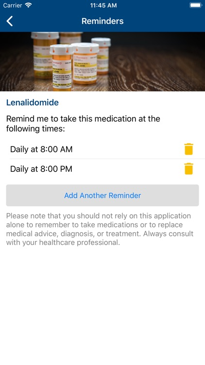 Cancer.Net Mobile screenshot-5