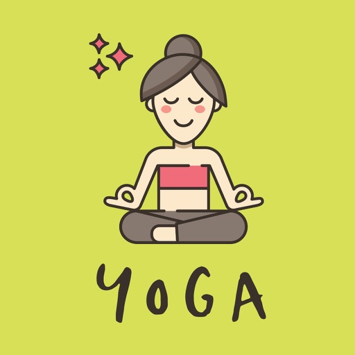 Yoga & Fitness Stickers