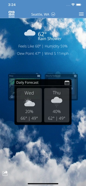 Q13 News - Seattle Weather on the App Store
