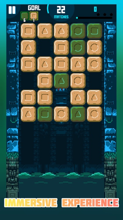 MINRIS - Unique Match 3 Puzzle screenshot-4
