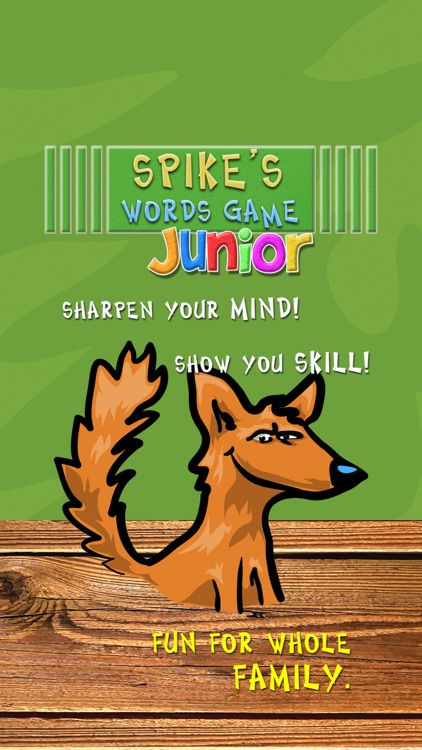 Spike's Word Game Junior screenshot-4
