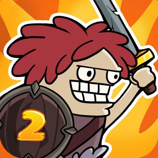 Clumsy Knight 2