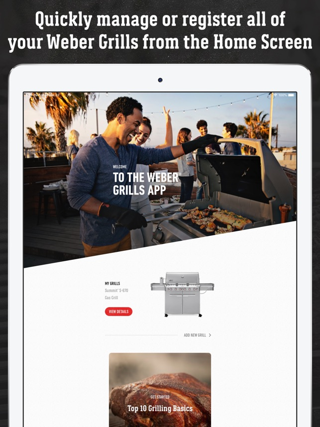 Weber® Grills on the App Store