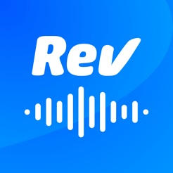 Rev Voice Recorder App on the App Store