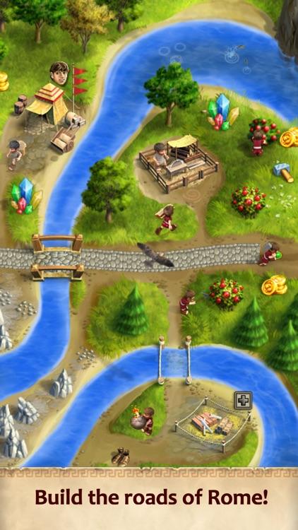 Roads of Rome 1 screenshot-4