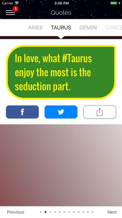 Taurus Horoscope Daily screenshot-3