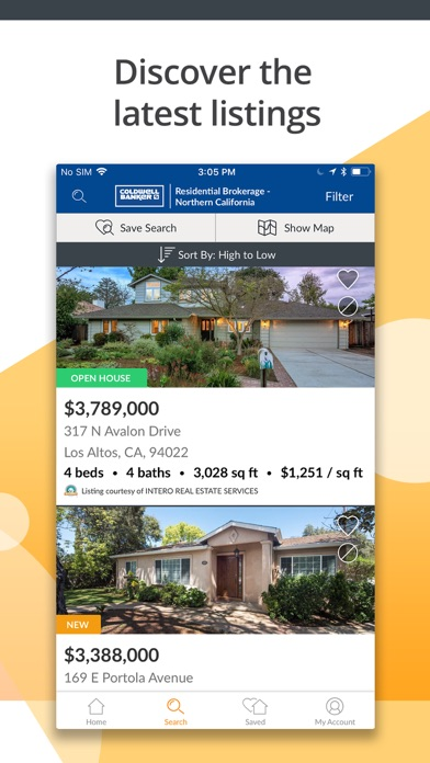 ZipRealty - Homes for Sale screenshot one