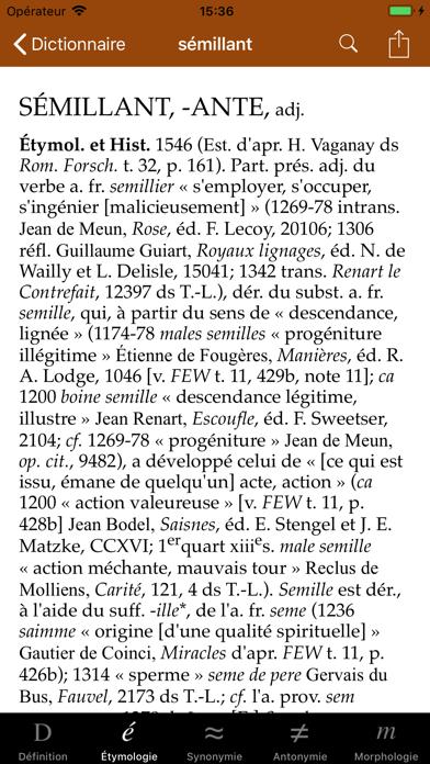 Dictionnaire de français TLFi