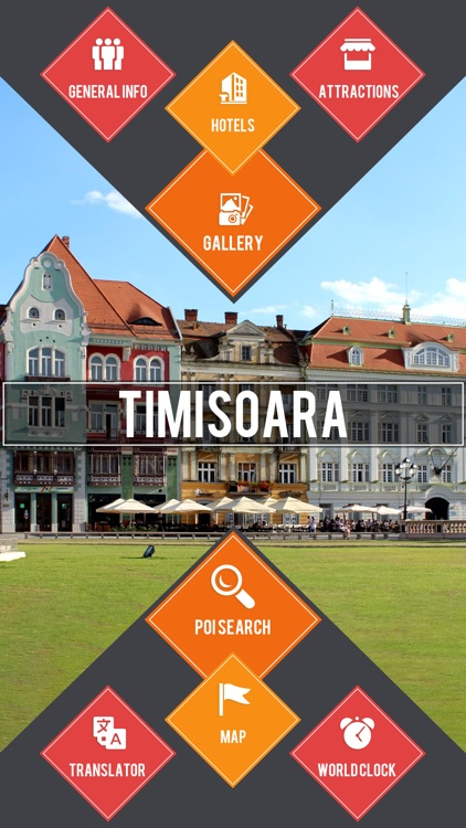 Timisoara Travel Guide screenshot-1