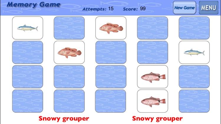 Marine Fishes screenshot-4