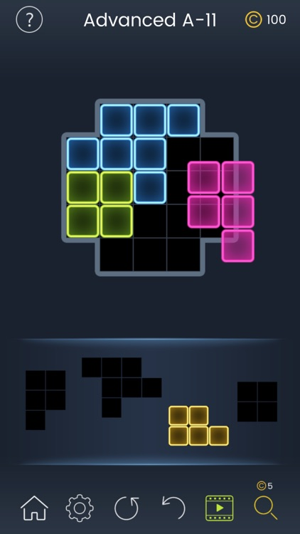 Puzzle Glow-All in One screenshot-7