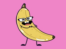 We would like to introduce banana funny sticker app for iMessage, It is amazing collection stickers in iPhone and iPad to Chat funny with friends