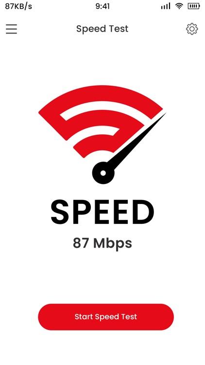4G Internet Speed Meter