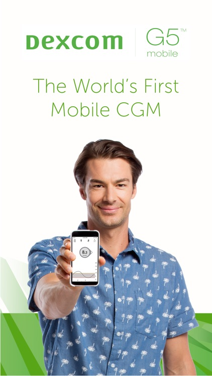 Dexcom G5 Mobile mmol/L DXCM1 screenshot-4