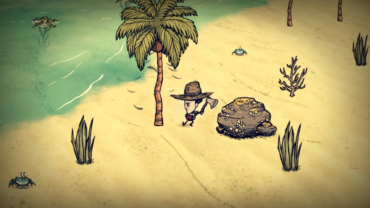 Don't Starve: Shipwrecked screenshot-4