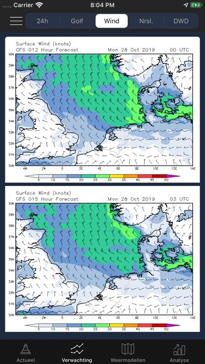 Sea Weather - Maritime app
