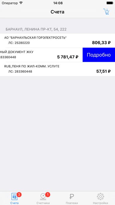 Система Город - Алтайский крайСкриншоты 2