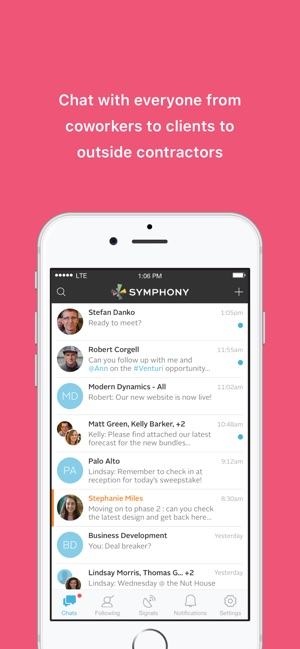 Symphony for MobileIron on the App Store