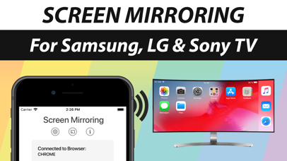 Screen Mirroring App screenshot 1