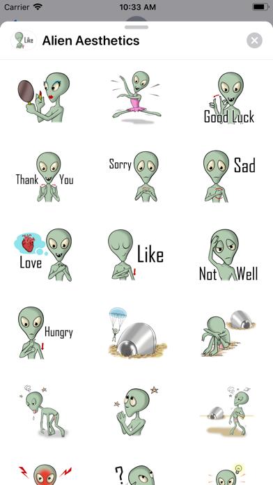 Alien Aesthetics screenshot 2