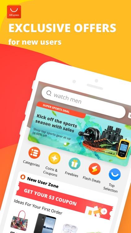 AliExpress Shopping App screenshot-0