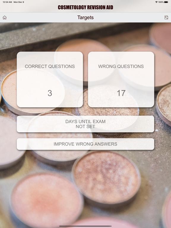 Cosmetology Exam Revision Aid screenshot 12