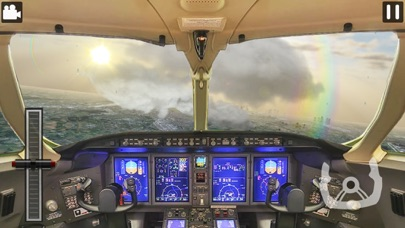 Realistic Plane Simulatorのおすすめ画像2