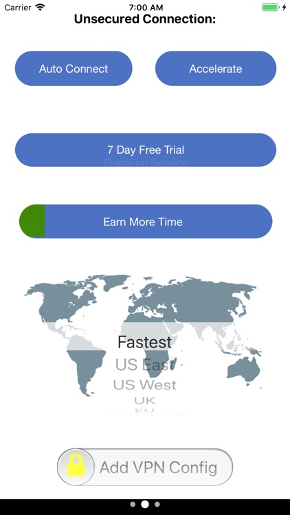 Dash VPN Browser