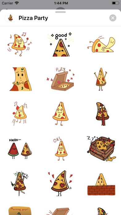 Pizza-Party screenshot 2