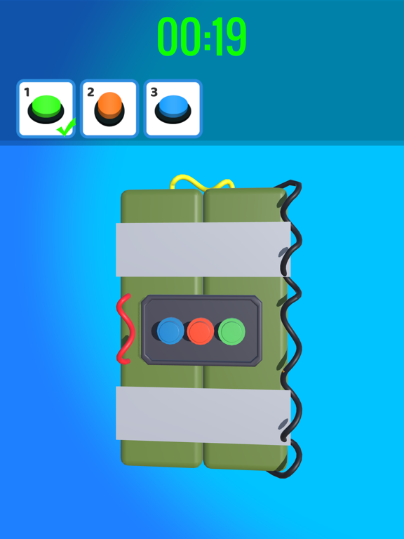 Bomb Defuse 3D - Puzzle from B screenshot 10