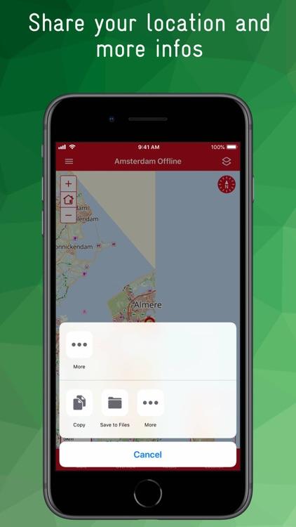 Amsterdam Offline screenshot-9