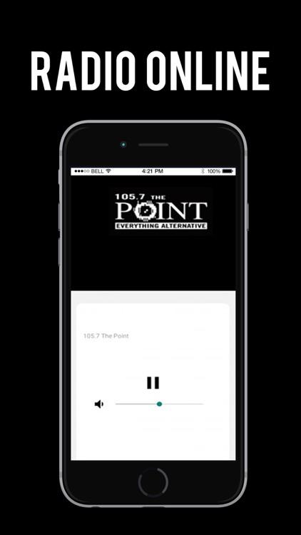 105.7 The Point ST Louis screenshot-7