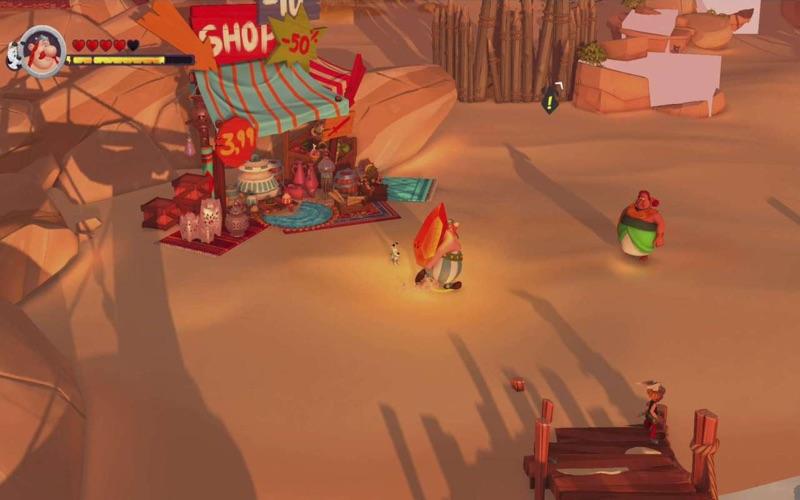Asterix & Obelix XXL 3 screenshot 1