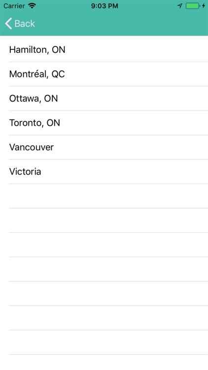 Bikes Canada screenshot-3