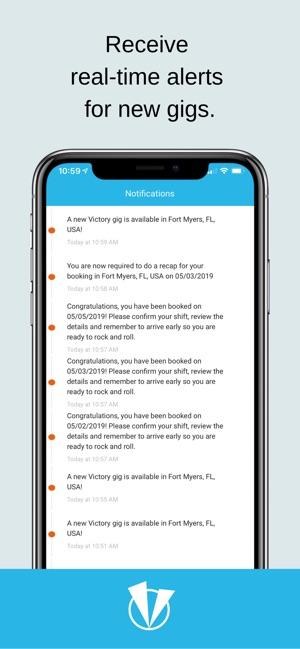 VictoryAgency on the App Store