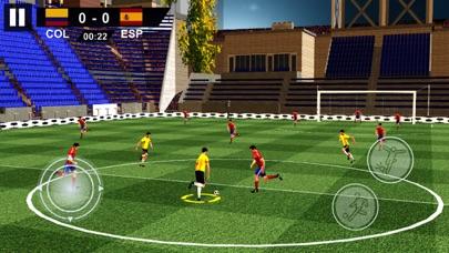 العاب كرة القدم 2020 حقيقةلقطة شاشة3