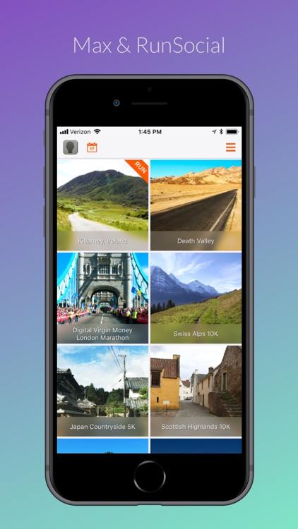 Bowflex JRNY™ screenshot-4