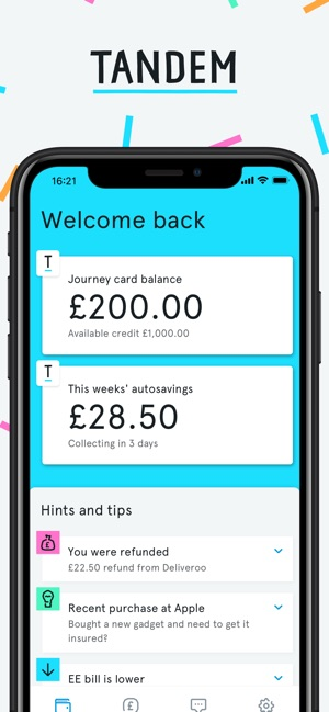 Tandem Bank on the App Store