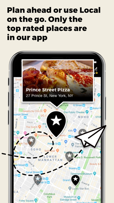 Local: Restaurant Lists & RecsScreenshot of 3