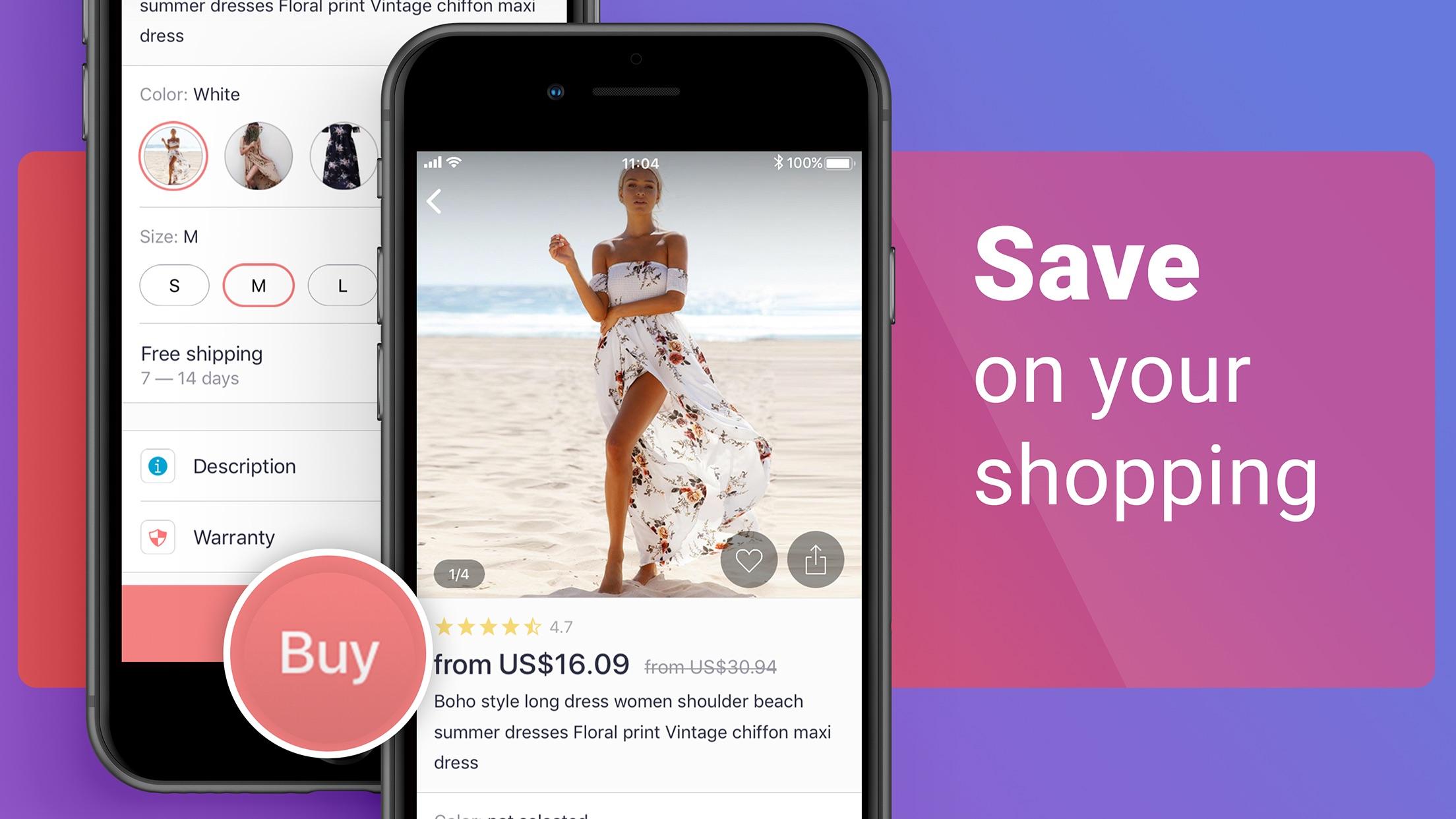 Joom. Fast and easy shopping Screenshot