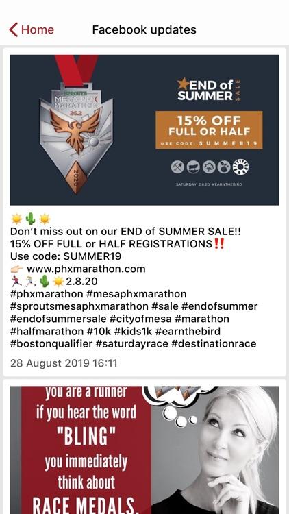 The Mesa-Phx Marathon